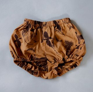 【40%OFF!】michirico / Bloomers / Camel