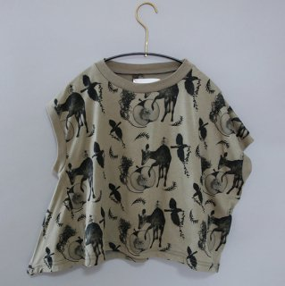 michirico / Flora and fauna asymmetry T / Light  Olive