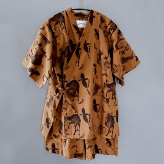 michirico / Flora and fauna Jinbei / Camel