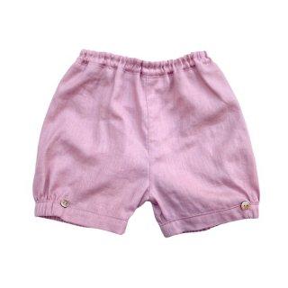 【40%OFF!】mimi poupons / パフボトム / コットンリネン Pink