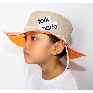 【30%OFF!】folk made / lalique hat / beige