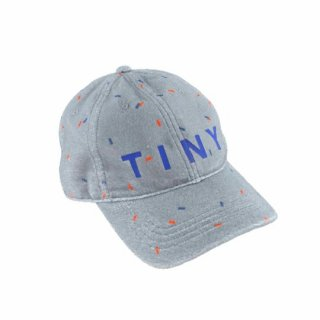 TINYCOTTONS / TINY STICKS CAP / summer grey