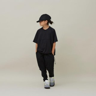 MOUN TEN. / ice stretch slimpants / black