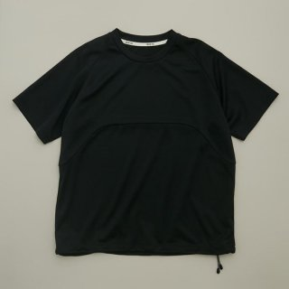 MOUN TEN. / drawcord T / black