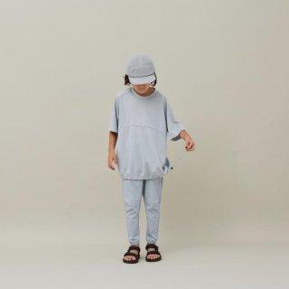 MOUN TEN. / drawcord T / grey