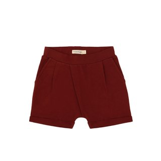 【40%OFF!】Phil&Phae / Fold-over shorts / deepest brick