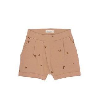 Phil&Phae / Fold-over shorts / warm biscuit