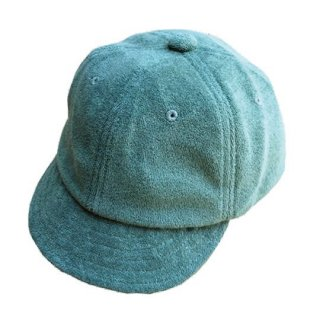chocolatesoup / SOFT PILE CAP / GREEN