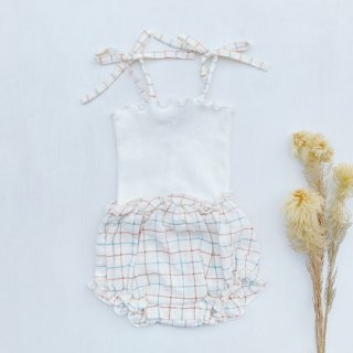 the new society / DYLAN BABY ROMPER / Window check