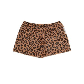 maed for mini / Brown leopard / Swimshorts
