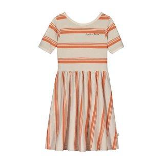 MAINIO CLOTHING / Striped Dress / MB/AG
