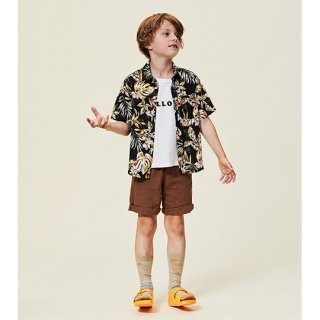 【40%OFF!】maed for mini / Caramel coyote / Chino shorts