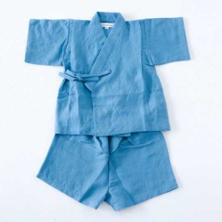 chocolatesoup / LINEN JINBEI SEPARATE / BLUE