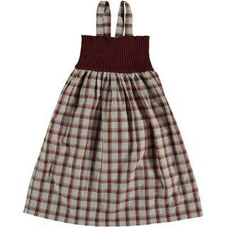 Violeta e Federico / Dress Tiras / check / 3-8Y