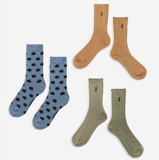 BOBO CHOSES / Long socks pack / KID