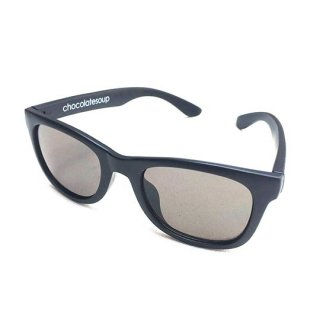 chocolatesoup / WELLINGTON SUNGLASSES / BK
