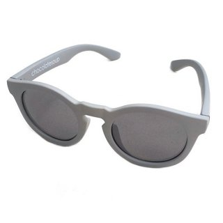 chocolatesoup / ROUND SUNGLASSES / GY