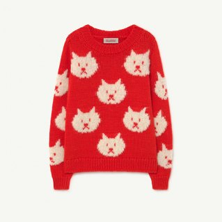 The Animals Observatory / ARTY BULL KIDS SWEATER / 3011 / kids