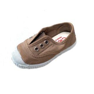CIENTA / beige/ dyed / deck shoes