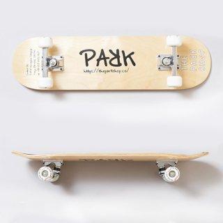 THE PARK SHOP / Bigboy Skateboard / White