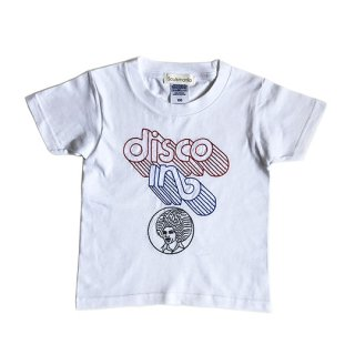 Soulsmania / EMBROIDERED T-SHIRTS / DISCO IN / WH