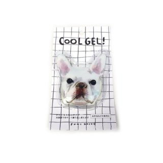 Koike Fumi / COOL GEL / Ice Pack /  French Bulldog