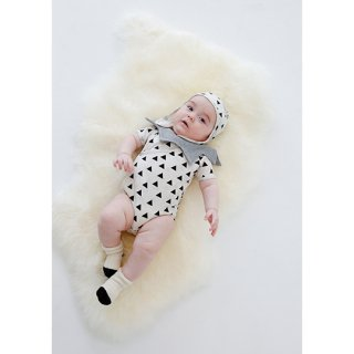 chocolatesoup / BABY PILE SOX / OFF WHITE