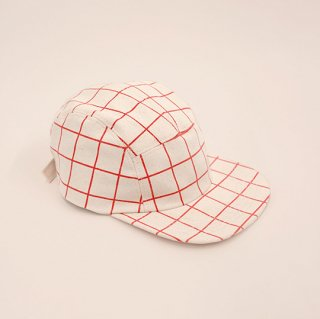 Pulp Co / Red Check Cap