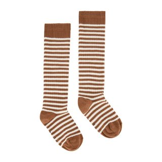 GRAY LABEL / Long Ribbed Socks / Autumn/Cream