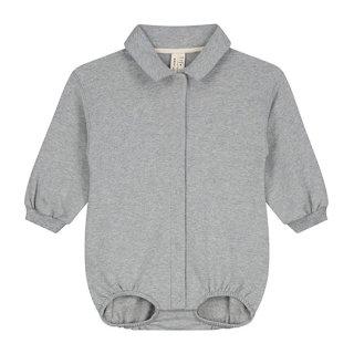 GRAY LABEL / Baby Bodysuit / Grey Melange / Baby