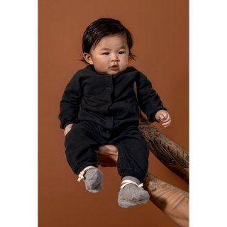 GRAY LABEL / Baby Baseball Suit / Nearly Black / Baby