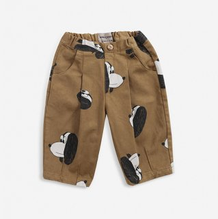 BOBO CHOSES / Doggie All Over woven pants / BABY