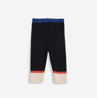 BOBO CHOSES / Multicolor knitted pants / BABY