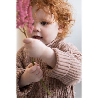 Phil&Phae / Chunky knit sweater / Dusty nude