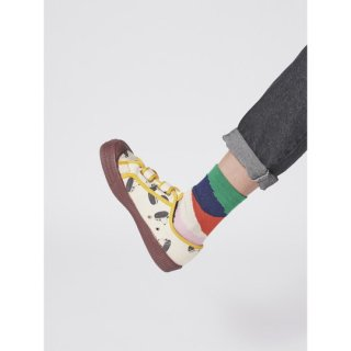 BOBO CHOSES / Doggie All Over scratch sneakers / ACC.KID