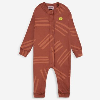 BOBO CHOSES / Scratch All Over overall / BABY