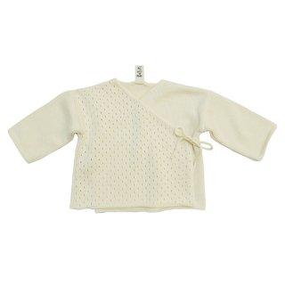 BaYiRi / Kimono - Coffee Seed Jacket / MILK