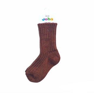 Joha / Wool Socks / Copper