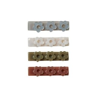 Rylee&Cru / FLOWER CLIPS / PACK OF FOUR