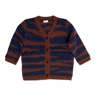 maed for mini / Tubby Tiger cardigan