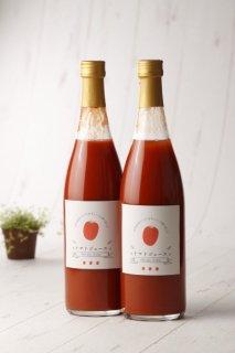 自然栽培トマトジュース(5本入り)