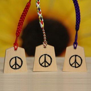世界平和ストラップ
