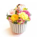 <img class='new_mark_img1' src='https://img.shop-pro.jp/img/new/icons31.gif' style='border:none;display:inline;margin:0px;padding:0px;width:auto;' />レトロな和フラワー舞妓はん(イエロー)