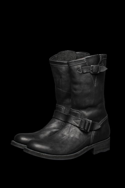 JP SHOULDER GARMENT-DYED ENGINEER BOOTS