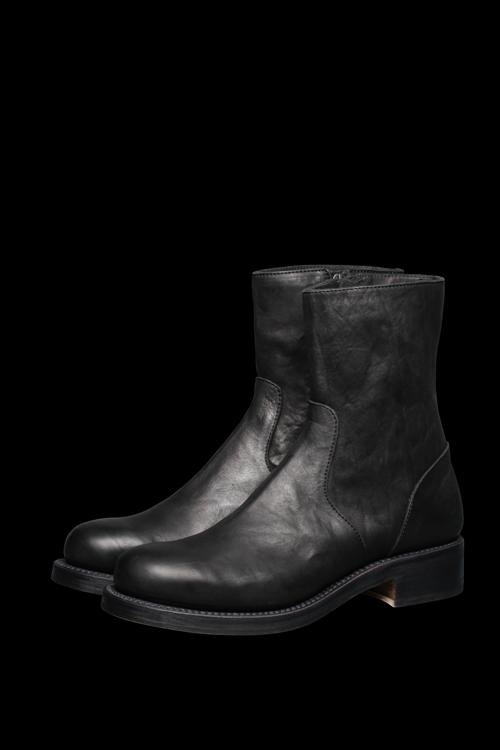 JP SHOULDER GARMENT-DYED SIDEZIP BOOTS