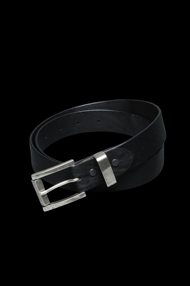 ITALY SHOULDER ROLLER-BUCKLE BELT【35mm】