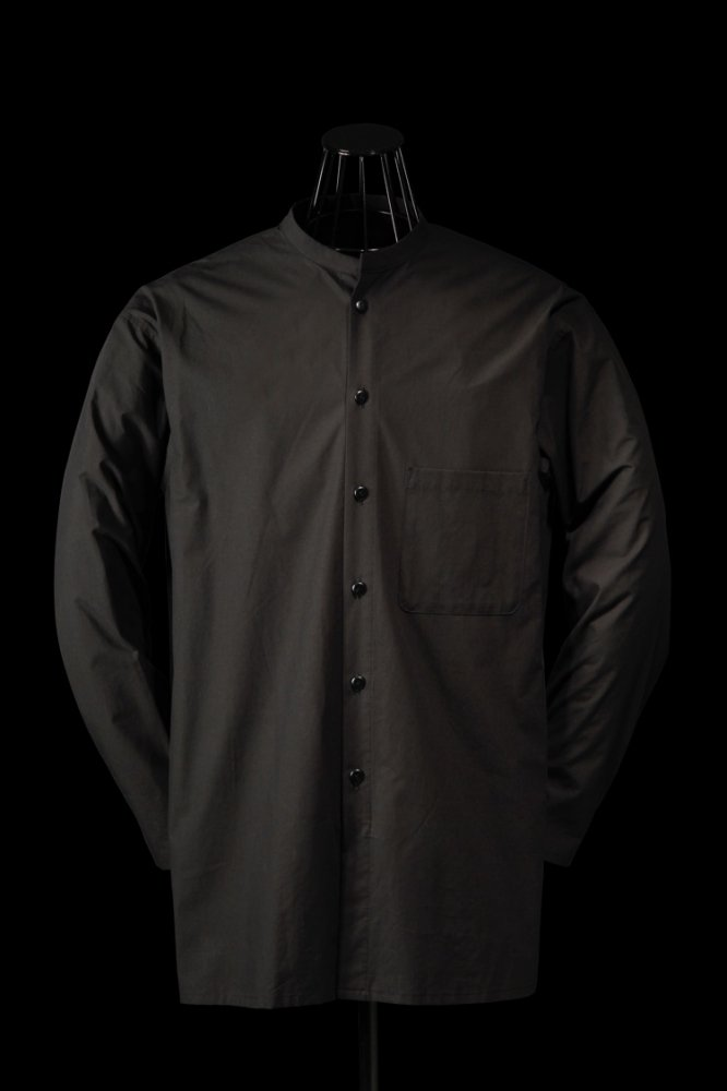 COTTON TYPEWRITER CLOTH LONG SHIRT