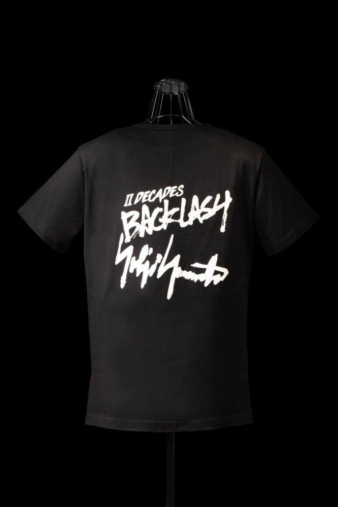 ISAMU KATAYAMA BACKLASH x Yohji Yamamoto T-shirts