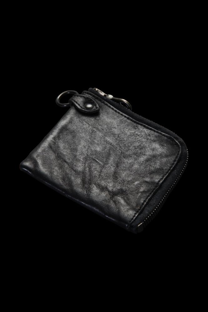 JP SHOULDER GARMENT-DYED COIN PURSE