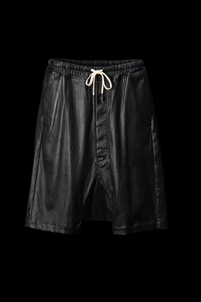 "STRETCH DEERSKIN PANTS ""SARROUEL SHORTS"""